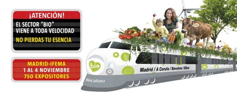 No te pierdas ni un showcooking, nos vemos en Biocultura Madrid