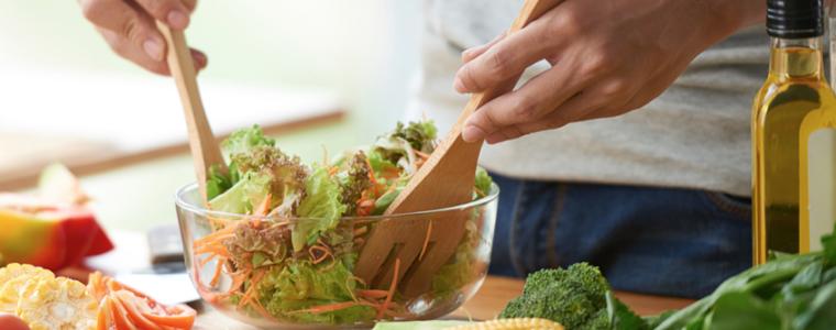 Organízate la cocina: preparaciones saludables para varios días.