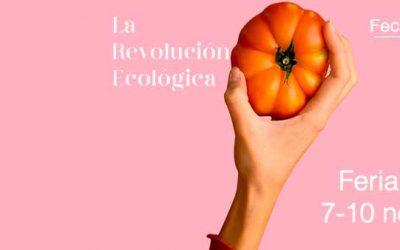 Biocultura Madrid 7-10 de noviembre