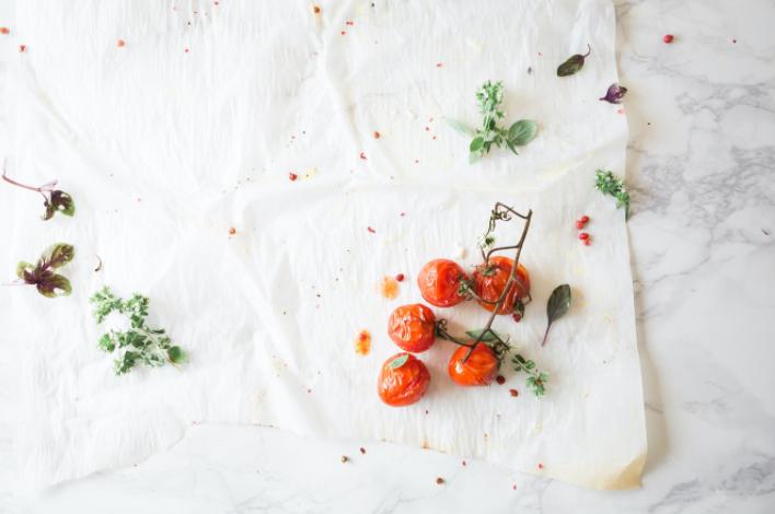 ¿Cómo preparar los tomates?